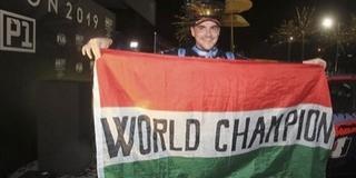 Michelisz: életem legstresszesebb versenye volt a sepangi, titokzatos erő segítette