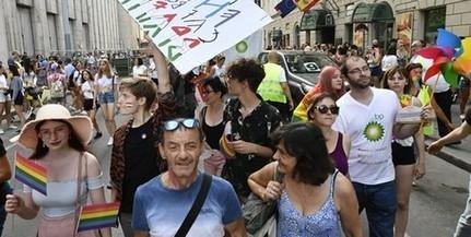 A pécsi városvezetés támogatására is számítanak a homoszexuális felvonulás szervezői - Videó!