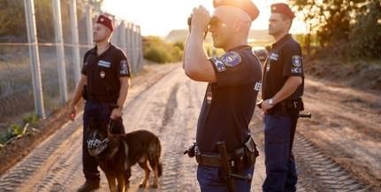 Hat migránst kapcsoltak le Kölked térségében csütörtökön