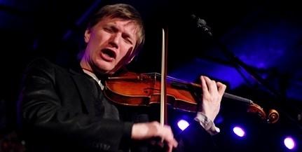 Visszakapta ellopott hegedűjét Lajkó Félix