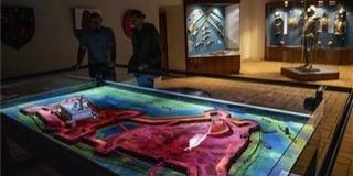 Átadták az új, digitális látványelemeket a gyulai várban