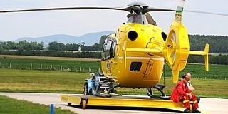 Elviszik a légimentőbázist a pogányi reptérről, jövőre már Szekszárdról száll fel a helikopter