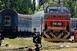 Fának ütközött, kisiklott egy Pécsre tartó személyvonat