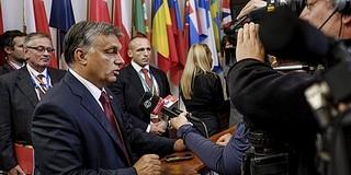 Az olasz kormányfőhöz is utazik hétfőn Orbán Viktor