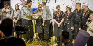 Pécsi csapat főzte a győztes menüt a közétkeztetési szakácsverseny döntőjében
