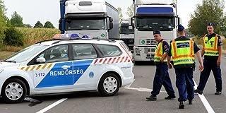 Keddtől ellenőrzik az autóbuszokat és a teherautókat