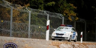 A Mohácsi-szigeten, Homorúdon is migránsokat tartóztattak fel