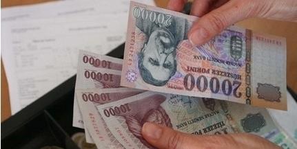 Történelmi mélyponton a forint az euróval szemben