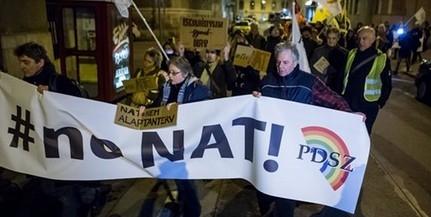 Az új Nemzeti Alaptanterv elleni akcióikat egyeztetik pedagógusokkal Pécsett Sorosék háttérszervezetei