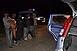 Migránsokat és embercsempészeket fogtak el Baranyában