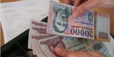 11,4 százalékkal, 367 800 forintra nőtt tavaly a bruttó átlagkerest