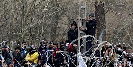 Folyamatosan érkeznek a görög határra a migránsok