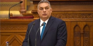 Százéves a rendőrség, Orbán szerint a rend a szabadság alapja