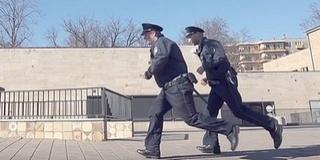 Nem akármilyen videóval ünneplik a testület százéves fennállását a baranyai zsaruk