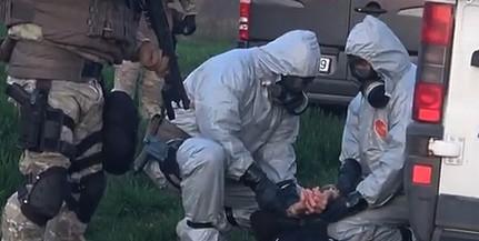 Lőfegyver miatt vonultak ki a kommandósok egy baranyai férfihoz, mást is találtak - Videó!