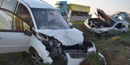 Tizenhárman sérültek meg Baranyai útjain egy hét alatt