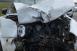 Az árokban kötött ki egy autó a pécsi nyugati elkerülőn