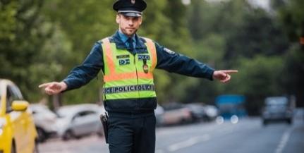 Ittas sofőrt fogtak a rendőrök Pécsett