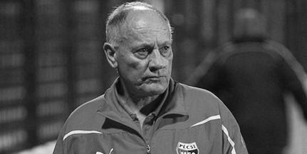 Ma lenne 69 esztendős a pécsi és a baranyai labdarúgás legendás alakja, idősebb Dárdai Pál