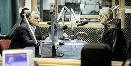 Orbán Viktor: a veszély még nem múlt el, a készültséget fenn kell tartani