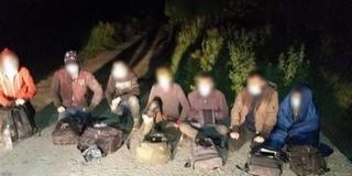 Ismét migránsokat tartóztattak fel a határvédők Baranyában