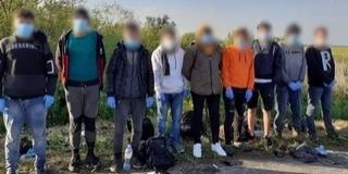 Ukrán embercsempészt csukatott le a Pécsi Járásbíróság