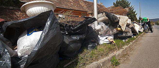 Jövő héten Pécsett is a régi rend szerint működik a hulladékudvar, lesz lomtalanítás is