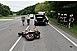 Lecsukták a kokainnal a hátizsákjában balesetező motorost