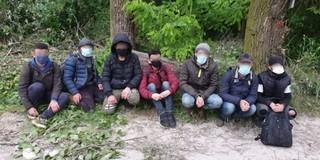 Már megint migránsokat kaptak el a rendőrök Kölkednél