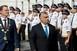 Orbán: Magyarországon sosem fogják magukra hagyni az egyenruhásokat