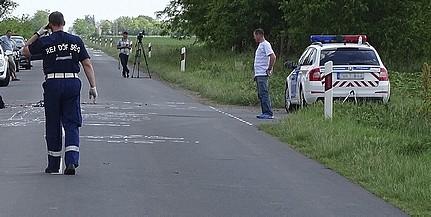 Halálos motorosbaleset történt a hatos úton