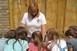 Baranyai gyermektáborba látogattak a rendőrök