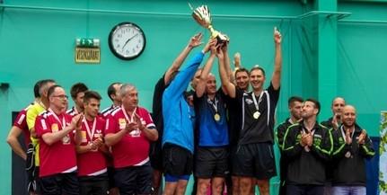 A Pécs nyerte az asztalitenisz Extraligát