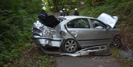 Két balesetet is részeg sofőr okozott Baranyában