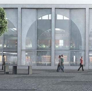Elkezdődhet az új pécsi vásárcsarnok építése, több mint hárommilliárdba kerül
