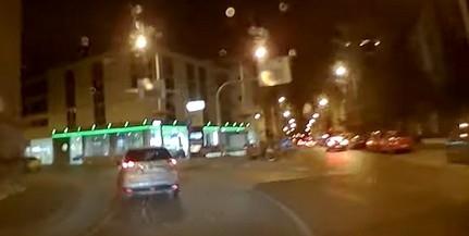 Kilencvenhárom büntetőpontot gyűjtött be egy autós - Videó!