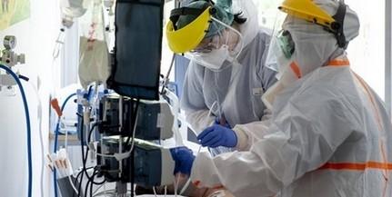 Egyre gyorsuló ütemben terjed a járvány a Nyugat-Balkánon