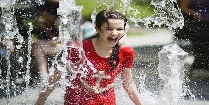 Szombaton is érdemes vízparti programokat tervezni