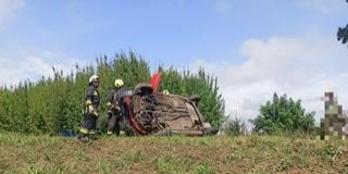 Szabadnapos tűzoltó is segített a mentésben Babarcnál