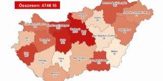 Ismét újabb fertőzöttet azonosítottak Baranyában
