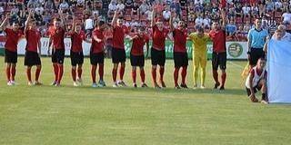 A PMFC nyerte a baranyai rangadót a Szentlőrinc ellen