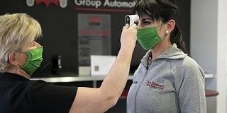 Romániában valamelyest mérséklődött a fertőzés terjedésének üteme