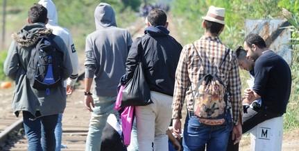 Magyarbólyban bóklászott egy migráns vasárnap