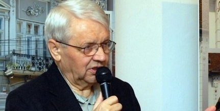 Életének 85. évében elhunyt Bertók László, Kossuth-díjas író, költő, Pécs díszpolgára