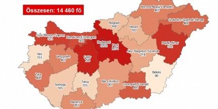 Tovább emelkedett Baranyában is a fertőzöttek száma