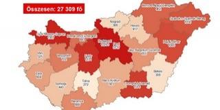 Baranyában már csaknem hétszázan fertőződtek meg