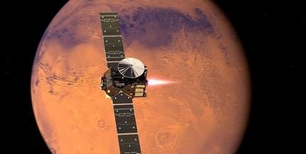 Kedden lesz legközelebb a Mars a Földhöz