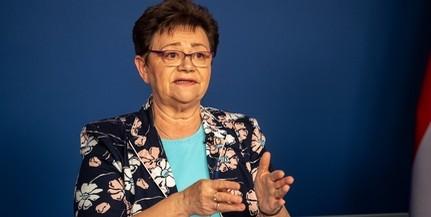 Müller Cecília: nem szabad belefáradni a járványba