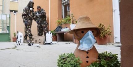 A honvédség fertőtlenített egy pécsi óvodát, ahol 13 dolgozó fertőződött meg