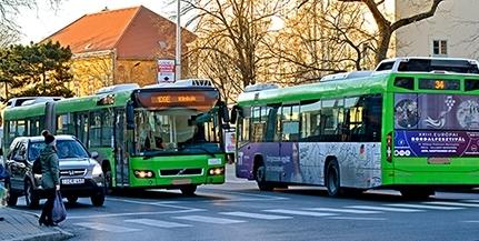 Sokkal kevesebb az utas, átalakítják a pécsi buszok esti és éjszakai menetrendjét